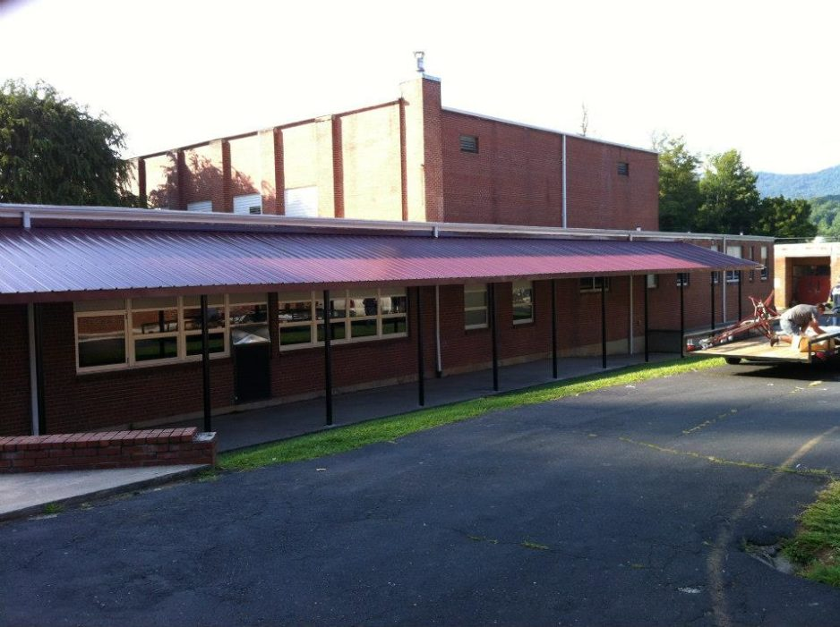 Quality Awnings Installed In Atlanta Ga Asheville Nc