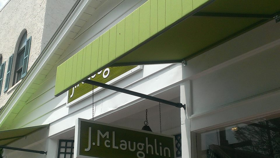 Awning Style Fabric Accent Awnings Inc