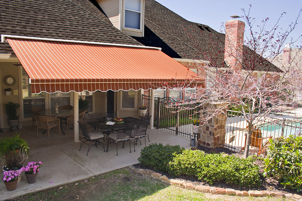 Accent Awnings Residential Awnings How Awnings Affect